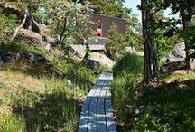 Möksä / Ideas for summer cabin
