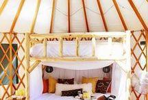 Yourtes - Yurts