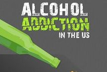 Infographics on Recovery and Addiction