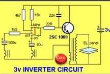 El wire форумы / El wire inverters schematic