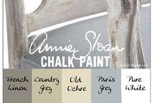 annie sloan: chalk paint