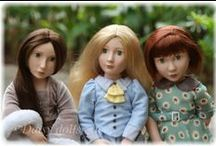A Girl For All Time Things / A board dedicated to a group of very pretty historically accurate British dolls!