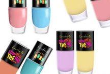 NOWE KOLORY SUMMER TREND / Poznaj nowe kolory lakierów SUMMER TREND od #lovely!