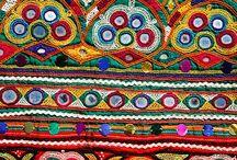 India [Fabrics]