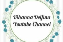 Rihanna Delfina Youtube Channel