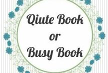 Quite Book or Busy Book