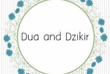 Dua and Dzikir