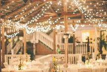 Dream Wedding / Inspiration for my wedding celebration ~ 10.8.16 / by Jenni Howard