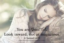 Beauty is found in the girl who believes in the power of her divinity.
