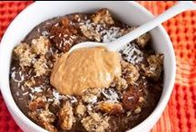 Oatmeal / Quinoa / Pancakes