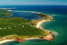 Nature / Îles de la Madeleine, Québec, Canada