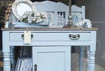 ~Brocante Blue~ / Feel free to pin as many as you like