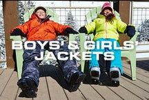 Boys' and Girls' Jackets / by Free Country