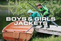 Boys' and Girls' Jackets