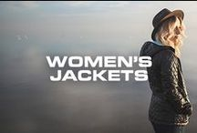 Women's Jackets / by Free Country