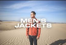 Men's Jackets / by Free Country