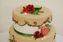 Beautiful cakes / by sharon ford