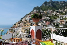 Rooms / Almost all rooms, suites and junior suites look out over the bay of Positano. Most have a private terrace or balcony and all have white-washed walls, vaulted ceilings and hand-made tiles on the floors.