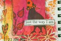My artjournal pages