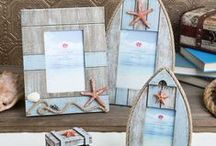 Starfish Party Favors / Starfish favor is one of beach themed favors.  We have starfish place card holder, bookmark, bottle stopper, cake topper and more.