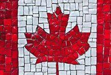 CANADA DAY / by Diane Stewart