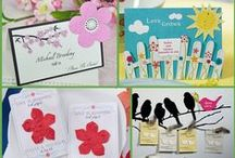 Spring Wedding Themes / Spring weddings themes are ideas to inspire a beautiful and lasting long memory spring wedding.