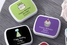 Mint Tins Party Favors / Sweet love deserves beautiful, sweet and cute mint tins to celebrate. For wedding, birthday, showers and more, there's always one waiting for you here
