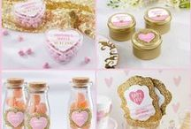 Baby Shower Ideas for girls / Baby shower ideas to celebrate your baby girl shower with pink color