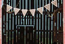 Rustic Wedding Ideas / Rustic wedding includes Country or Cowboy Western themed Wedding and woodland wedding