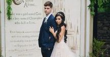 ~Daniella's Fairy Tale Wedding~ / feel free to pin as many as you like