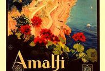 Italian Vintage Ads / Looking at the Vintage illustration adverts
