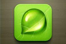Inspiration > App Icons