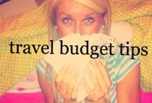 #Travel Tips / For #Budget hacking, #Tourist, #Passport Cash, Cheap Hostels, Currency Exchange, #Coins