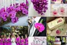 Pantone Color of the Year / Pantone's Color of the Year wedding color inspirations and ideas