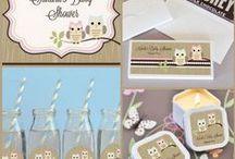 Owl Baby Shower Ideas / Owl Baby Shower Ideas