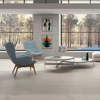 Living Area- Salón / #Suelos #cerámicos para #salones #Ceramic #solutions for #livingrooms