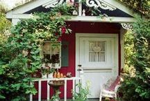 ~Ophelia's Charming Red Cottage~ / pin as many as you like