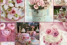 Bridal Shower Tea Party Ideas / tea party ideas for bridal shower