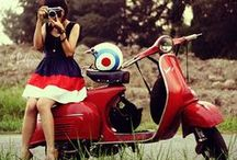 Bike or Vespa?