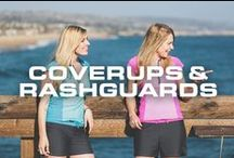 Cover Ups & Rash Guards