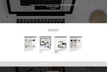 DESIGN SPACE WEBSITE DESIGNS / Website designs and themes. For WordPress, ProPhoto and for Showit.