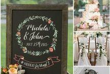 Garden Bridal Shower / Garden Bridal Shower Ideas for Summer