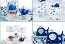 Nautical Baby Shower Ideas / Ideas for a nautical baby shower