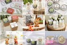 Woodland Birthday Party Ideas / Woodland birthday party ideas, forest birthday party