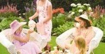 ~Amelia's Teaparty~ / Feel free to pin as many as you like