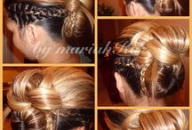 My hairstyles <3