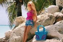 ~Barbie On Vacation~ / feel free to pin as many as you like / by Marian Willemsz