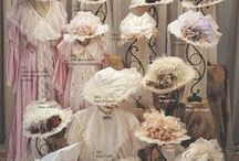~Madame Suzette's Millinery Shoppe~ / Pin as much as you like