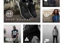 AVENUE / E Commerce Design