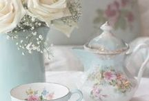 ~Tea For Two in Blue~ / pin as many as you like
